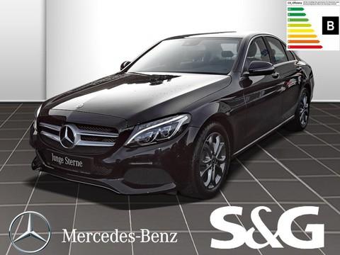 Mercedes C 200 Avantgarde StartStopp