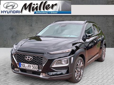 Hyundai Kona 1.6 Premium Hybrid ASCC Sitzpake