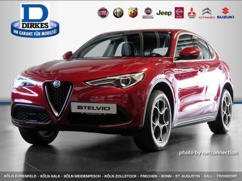 Alfa Romeo Stelvio 2.0 T Super Lusso Multif Lenkrad