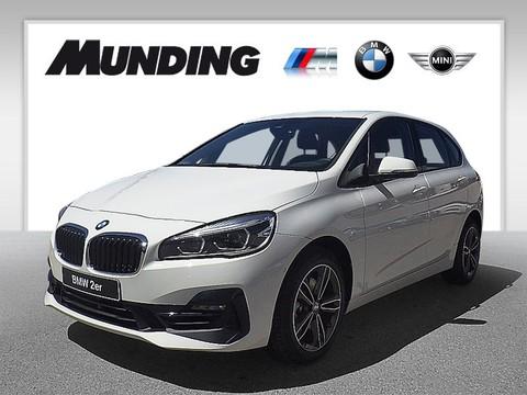 BMW 220 i A Active Tourer Sport Line    