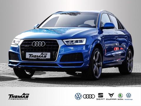 Audi Q3 2.0 TFSI quattro sport S-Line