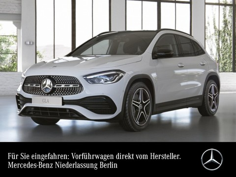 Mercedes-Benz GLA 250 AMG Burmester Night