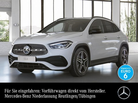 Mercedes-Benz GLA 220 d AMG Night Spurhalt