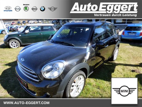 MINI Cooper D Country 2.0 MAN El Panodach Multif Lenkrad