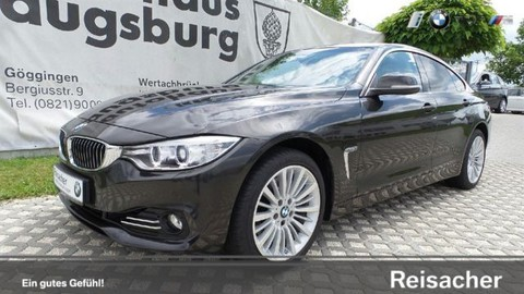 BMW 428 i Sport-A xDrive Gran Coupé Luxury