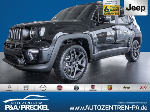 Jeep Renegade S 4xe PLUG-IN Hybrid Automatik