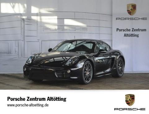 Porsche Cayman (981) Sportabasanlage 20mm