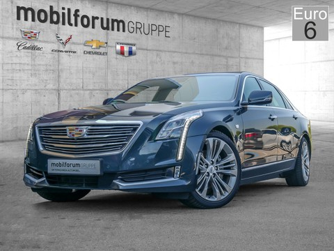 Cadillac CT6 undefined