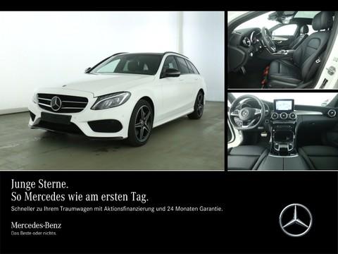 Mercedes C 400 T AMG Night