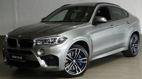 BMW X6 M M Drivers Package TV Nachlass
