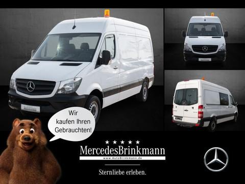 Mercedes-Benz Sprinter 314 Parktr Holzfußb