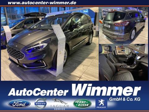 Ford S-Max 2.0 EcoBlue VIGNALE Vollleder