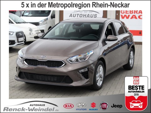 Kia cee'd 1.4 T-GDi Exclusive Winterpaket