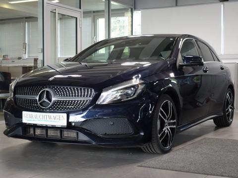 Mercedes-Benz A 200 AMG Line|-||&||