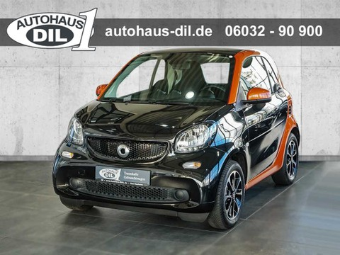 smart ForTwo coupe 1 MwSt