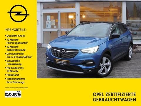 Opel Grandland X INNOVATION Sitze