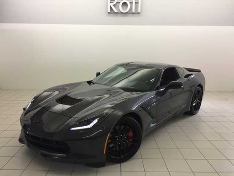 Corvette C7 6.2 Stingray V8 Coupe Automatik Red Package