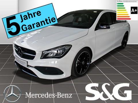 Mercedes CLA 220 Shooting Brake d AMG-Line