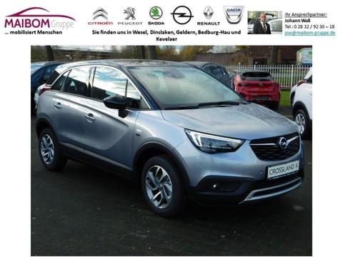 Opel Crossland X 1.2 Opel 2020