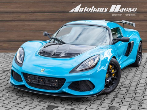 Lotus Exige Sport 410 Miami Blue