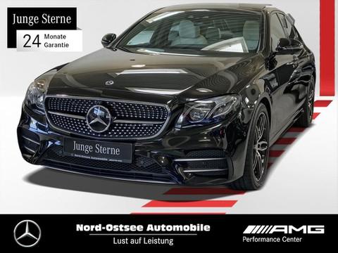Mercedes E 43 AMG undefined