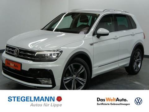 Volkswagen Tiguan 2.0 TDI R-Line 19Zoll