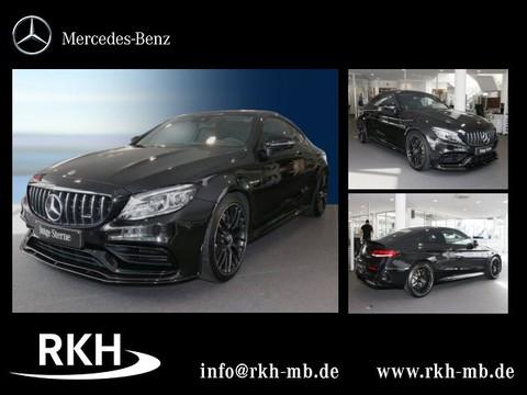 Mercedes-Benz C 63 AMG Coupé Night-Paket Panoram Abgasanl °