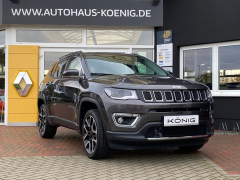 Jeep Compass 1.4 l MultiAir Limited 170PS
