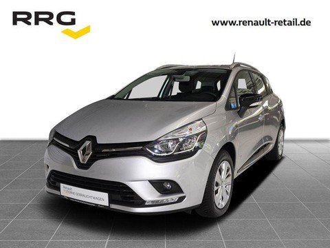 Renault Clio IV Grandtour LIMITED TCe 90