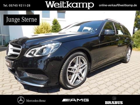 Mercedes-Benz E 500 T AMG H&K