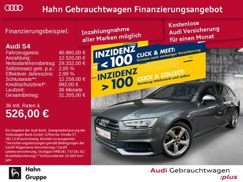 Audi S4 3.0 TFSI qu Avant a S