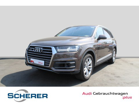 Audi Q7 50 TDI quat Nacht