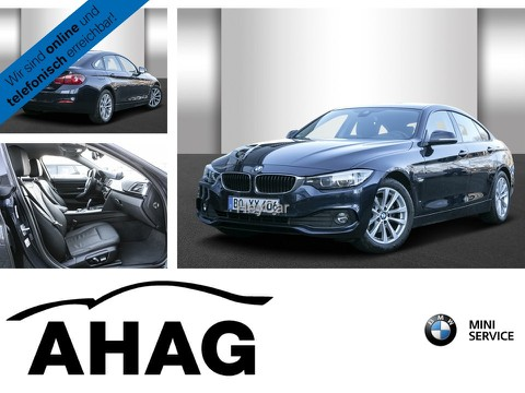 BMW 420 Gran Coupe Advantage Business