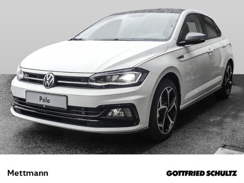 Volkswagen Polo COMFORTLINE 1 0 L R-Line Ext #R-Line#