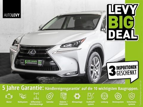 Lexus NX 300 h Executive Line Sitzehizung