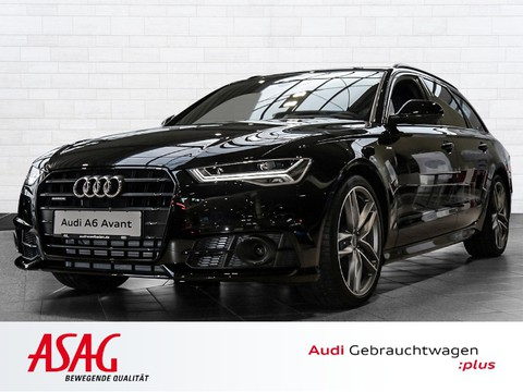 Audi A6 2.0 TFSI qu Avant S line Black Editi