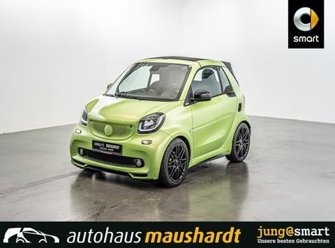 smart ForTwo cabrio BRABUS125R LAMBORGINI VERDE ITHACA