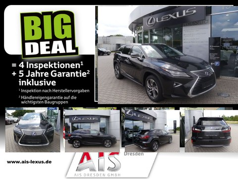 Lexus RX 450 h Luxury Line AWD Assistenz-Paket