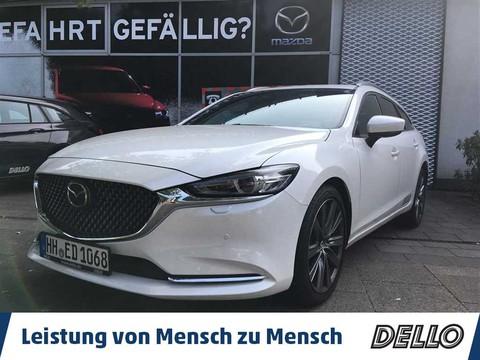 Mazda 6 Sports-Line Automatik