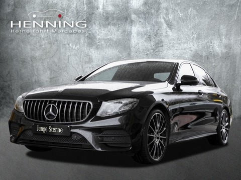 Mercedes-Benz E 300 d AMG ° Night