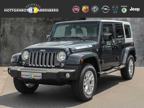 Jeep Wrangler 3.6 Unlimited Hard-Top Automatik JK Final Edition