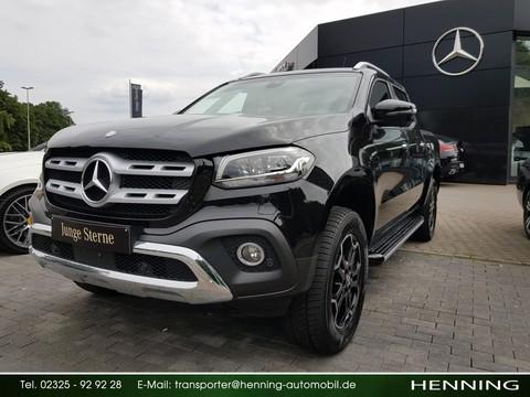 Mercedes-Benz X 250 d POWER EDITION °