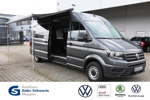 Volkswagen Crafter 2.0 TDI 35 Vorbereitung Wohnmobil