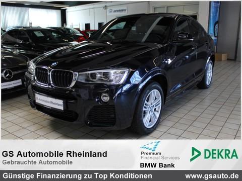 BMW X4 xDrive 20d Prof M-Paket HiFi