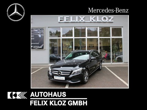 Mercedes-Benz C 220 d T Avantgarde EASY-PACK