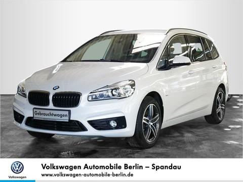 BMW 220 Gran Tourer Sport Line Automatik