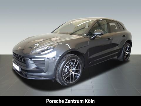 Porsche Macan Spurwechselassistent