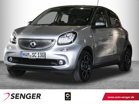 smart ForFour 66kW Prime