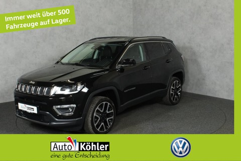 Jeep Compass 1.4 MultiAir Limited Na