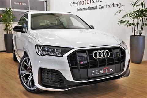 Audi SQ7 4.0 TDI Soft-Close